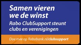 Rabo Clubsupport; stem nu! - AVO Assen